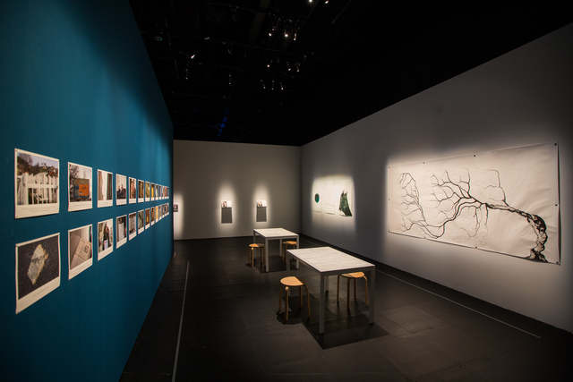 , 'Pulp: A Short Biography of the Banished Book. Vol I: Written in the Margins,' 2014-2016, Singapore Art Museum (SAM)