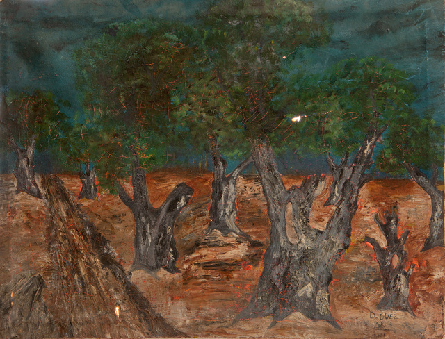 , 'The Painter, Scanogram 7,' 2015, carlier | gebauer