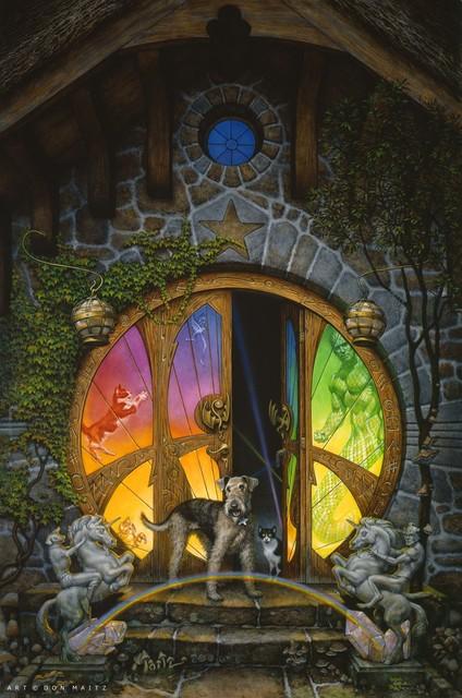 , 'Wizard's Pets,' 2000, IX Gallery