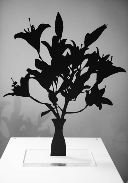 , 'White Asian Lilies,' 2018, Foto Relevance