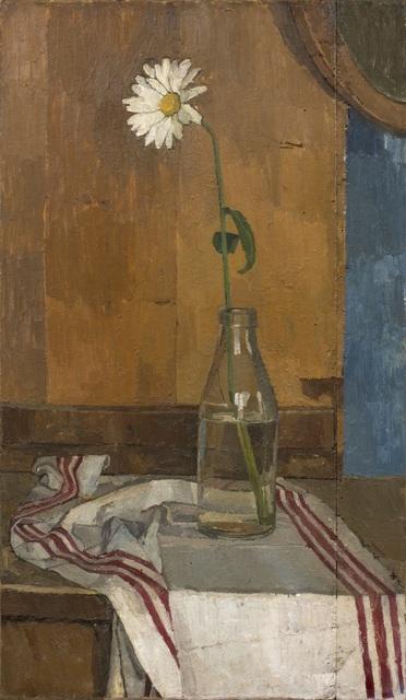 , 'Daisy in a Milk Bottle,' 1953, Piano Nobile