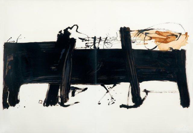 Antoni Tapies, 'Grande Table', 1984, Chelsea Art Group