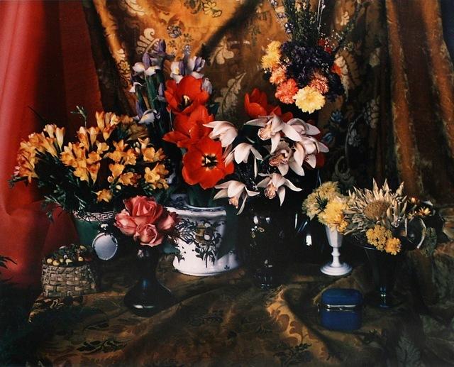 , 'Floral,' 1962-1963, Bruce Silverstein Gallery