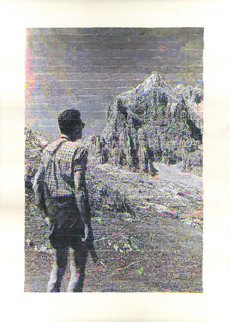 , 'Escalar cada montaña,' 2017, Aurora Vigil-Escalera Art Gallery