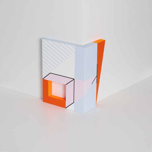 , 'Precious Time series II. (Light beam on pillar),' 2017, Faur Zsofi Gallery