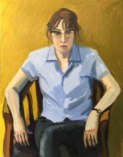 , 'Dana,' 2018, Rosenfeld Gallery