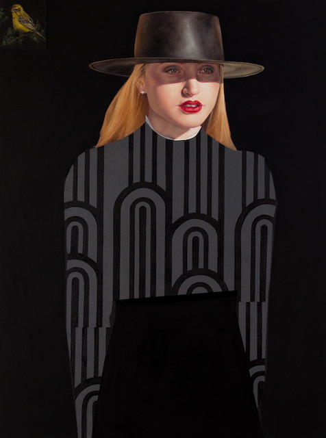 , 'Antonia,' 2019, Julie Nester Gallery