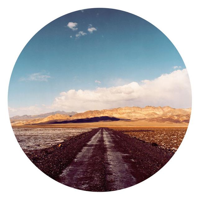 , 'Death Valley Road, California,' 2000-2017, Bleach Box