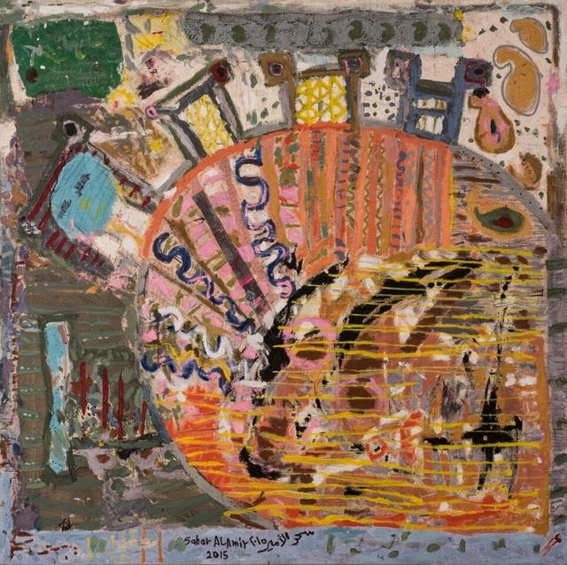 , 'Untitled,' 2015, UBUNTU Art Gallery