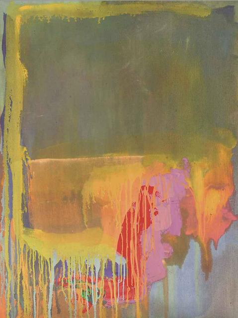John Hoyland, 'Shimmy ', 1977, Shari Brownfield Fine Art