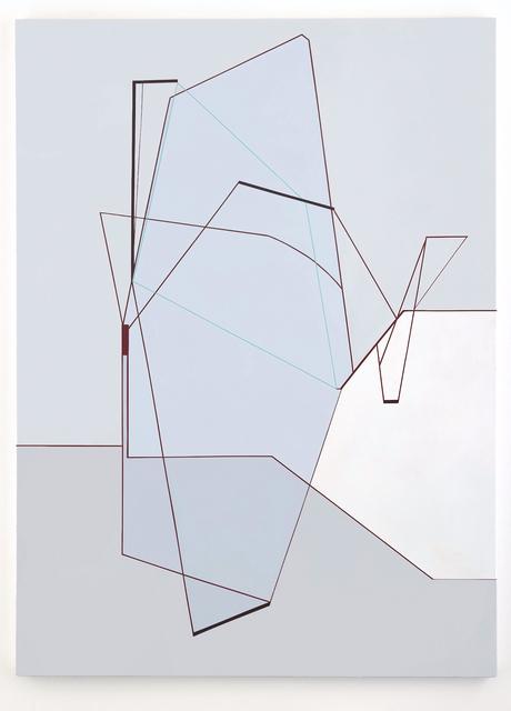 , 'Simulation 8,' 2018, Kogan Amaro