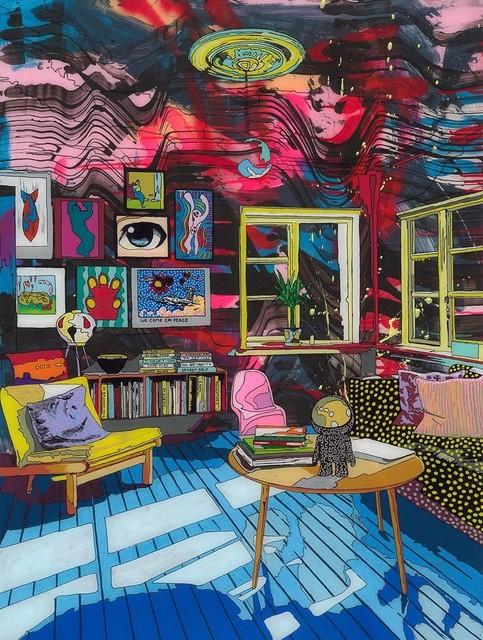 , 'Still Life with Lichtenstein,' 2019, WORLDART