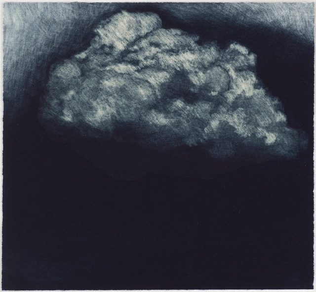 , 'Nine Views of a Cloud (1),' 2015, David Krut Workshop