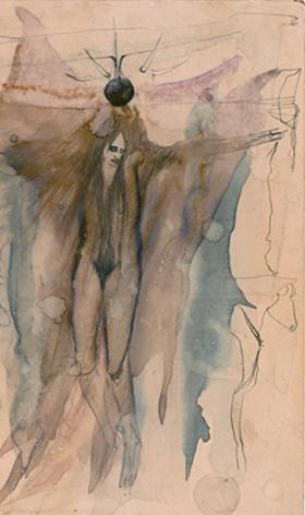 , 'Untitled (Crucified Woman),' n.d., Marc Selwyn Fine Art