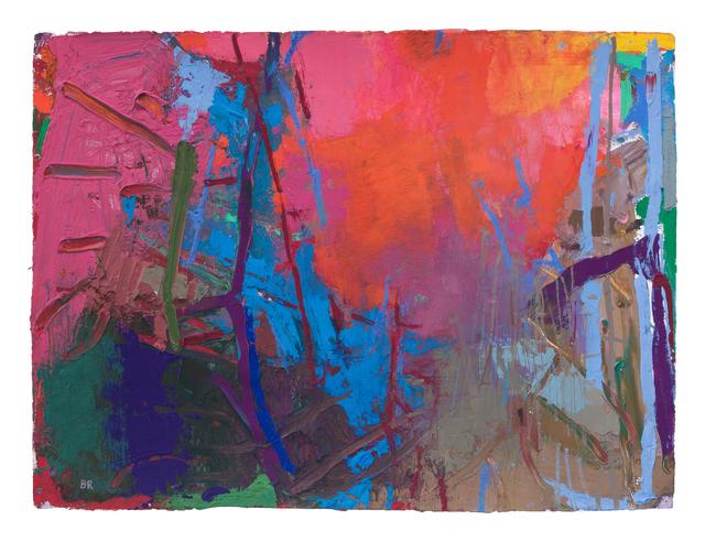 , 'Looming Pine 7,' 2018, Nancy Toomey Fine Art