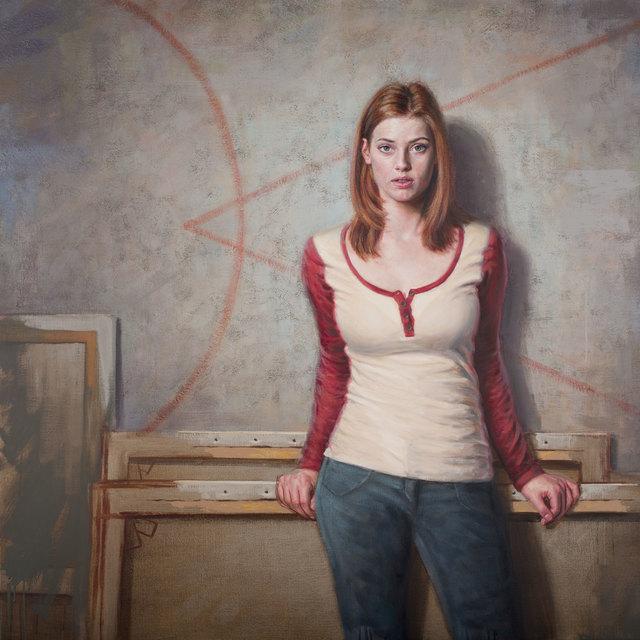 , 'Red,' 2016, Albemarle Gallery | Pontone Gallery