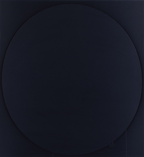 , 'Oval black,' 2002, Gallery 2C for Art