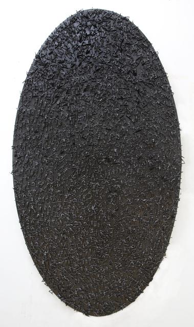 , 'Black Men,' 2010, ODETTA
