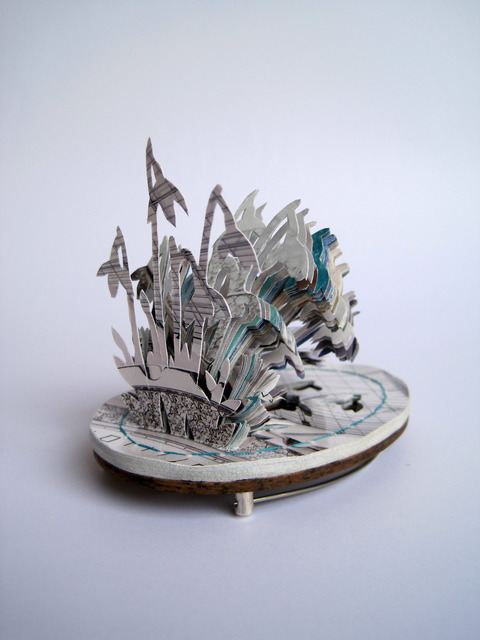 , 'Fairy Teller (Winter), Brooch,' 2010, The Gallery at Reinstein|Ross