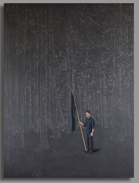 , 'Acerca del suceso II (diptych),' 2013, Galería Alfredo Ginocchio