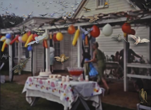 , 'The Birds VI,' 2013, Kuckei + Kuckei