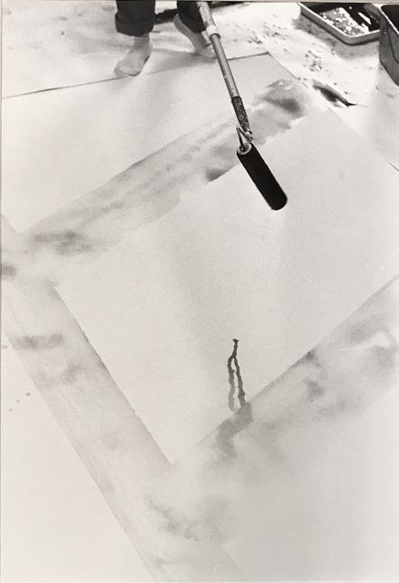 Kurt Blum, 'Sam Francis', 1980, Smith Andersen North
