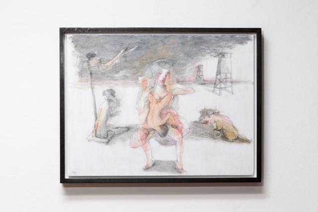 , 'Drawing 67,' 2016, Joanna Bryant & Julian Page