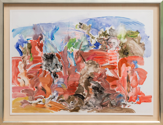 Cecily Brown, 'Untitled ', 2004, McClain Gallery