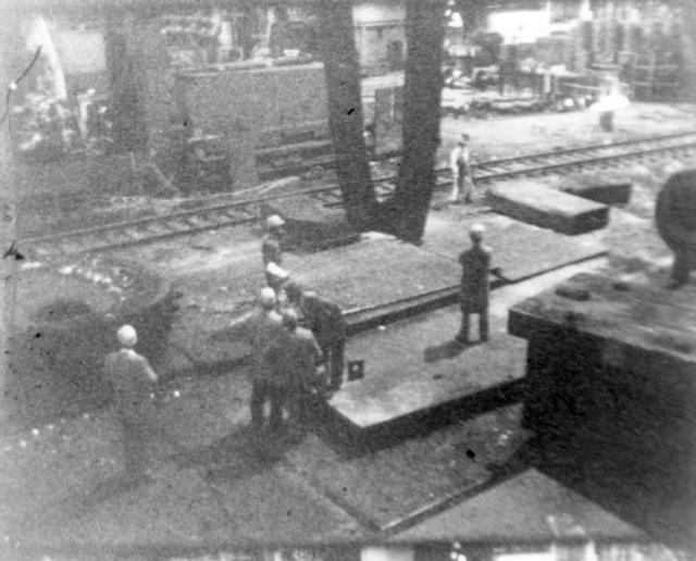 Richard Serra, 'Steelmill ', 1979, Kunstmuseum Basel