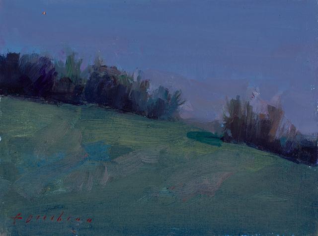 , 'It's So Quiet,' 2018, Meyer Vogl Gallery