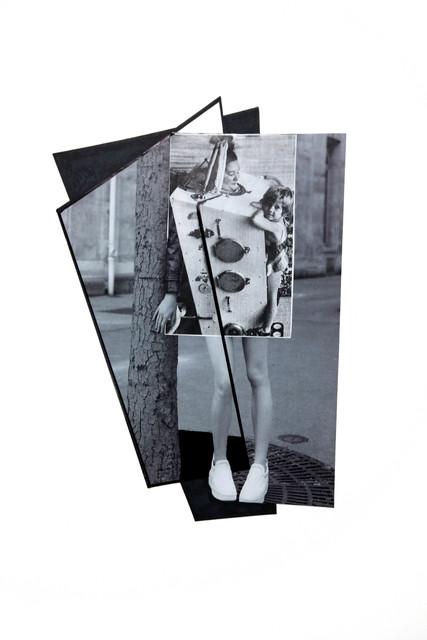 , 'Bodypolitics V Kiste,' 2017, Galerie Heike Strelow