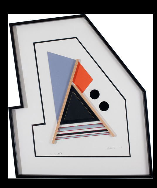 , 'Miroir XXV,' 1988, Leon Tovar Gallery