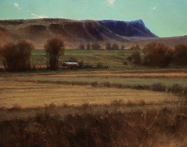 , 'RANCH NEAR FT. SHAW, MT,' 2016, Trailside Galleries