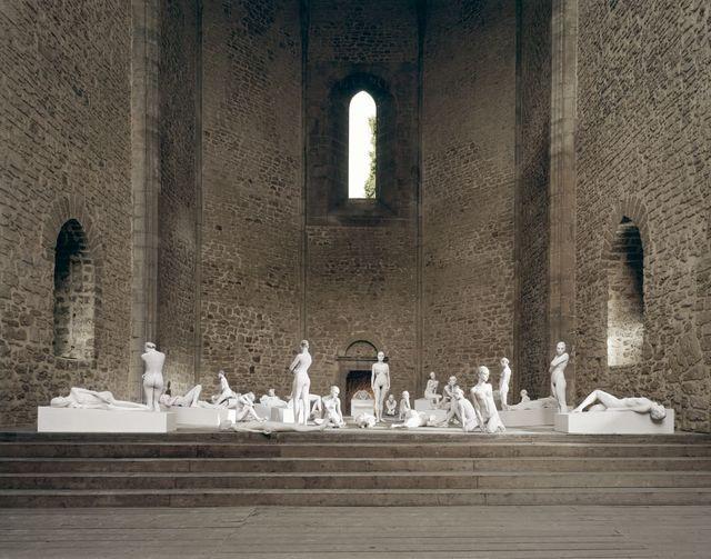 , 'Vb62.018.nt Santa Maria dello Spasimo, Palermo, Italy,' 2008, Rosenbaum Contemporary
