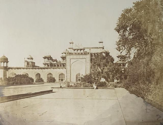 , 'Akbars Tomb, Sikandra, India.,' ca. 1858, Roland Belgrave Vintage Photography Ltd