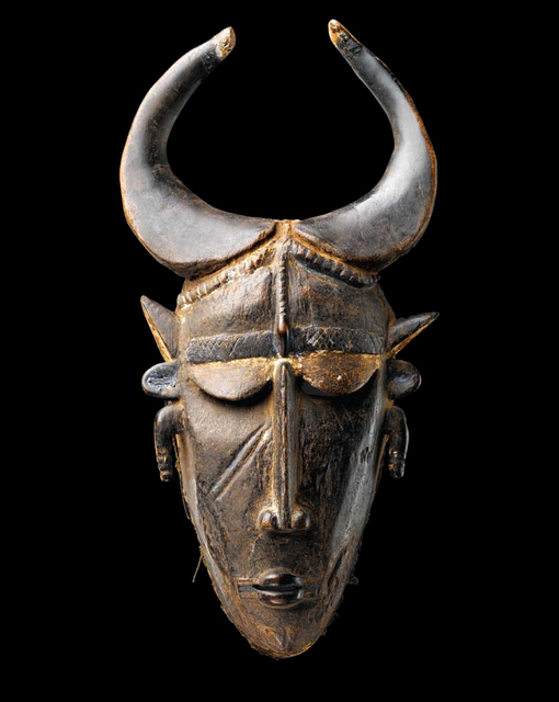 , 'Jimini Mask,' Late 19th Century, Tambaran