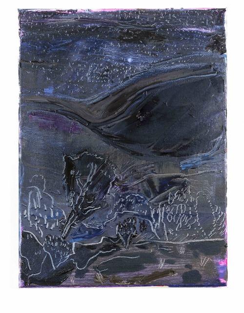 Lisa Sanditz, 'Landscape Color Study 21', 2019, Painting, Oil on canvas, Jonathan Ferrara Gallery