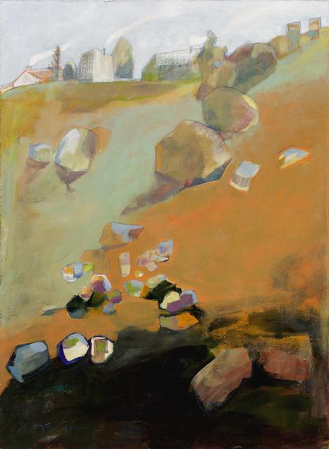 , 'Village on the Ridge,' , Abend Gallery