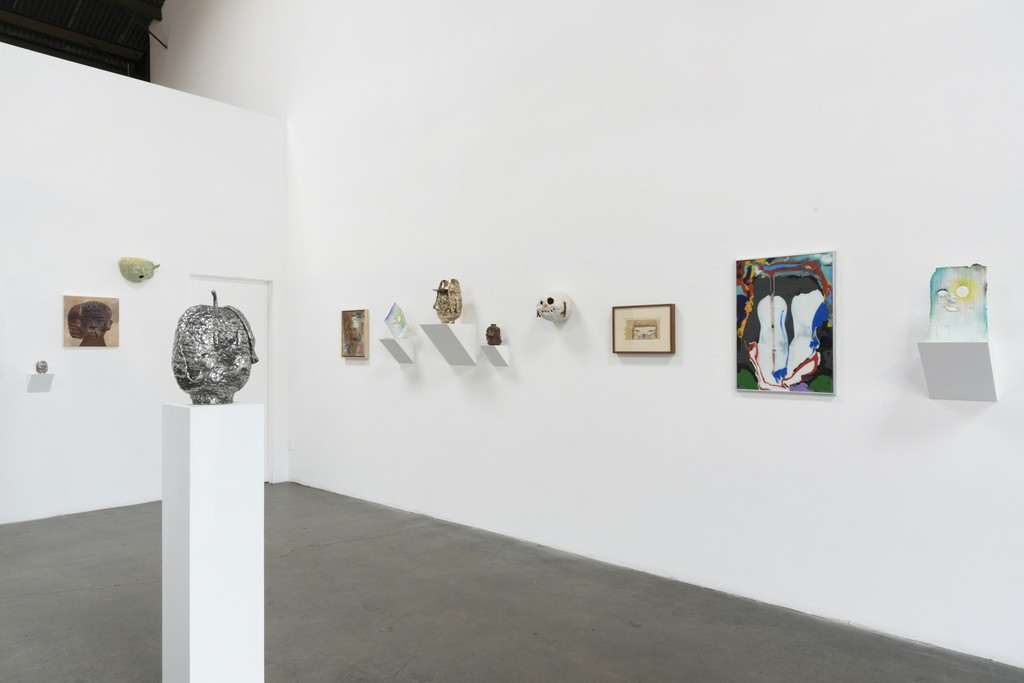"Installation view: ""Beheaded"""