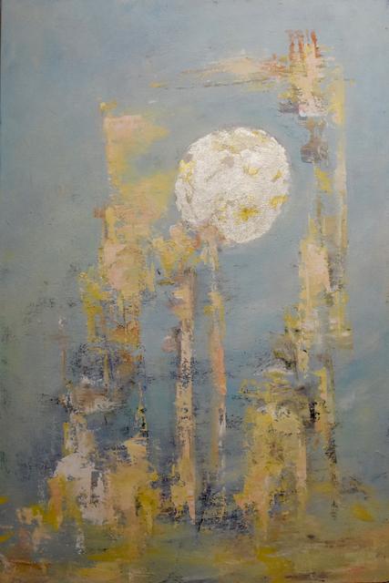 , 'Vaten,' 2017, Susan Calloway Fine Arts