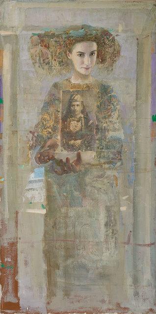 , 'Flora from Dubrovnik IV,' 2001, Albemarle Gallery | Pontone Gallery