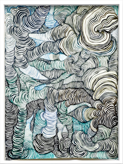 , 'Disegno del quasi,' 2017, Cortesi Gallery