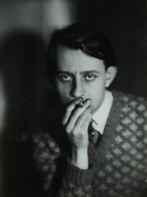 , 'André Malraux,' 1930, Jeu de Paume