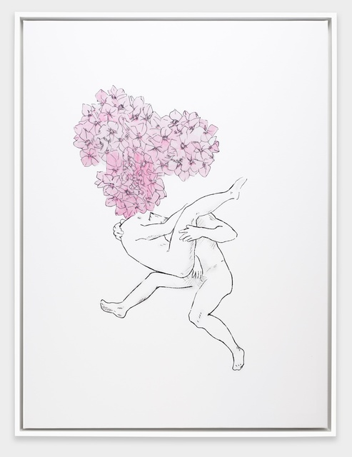 , 'Erotic Garden (Hydrangea),' 2018, Ever Gold [Projects]