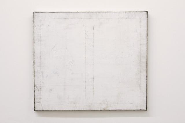 , 'Mailed Painting 129 Bonn - Berlin - Buenos Aires - Berlin - Medellín - Siegen - Bregenz - Berlin - Madrid,' 2013, Barbara Gross