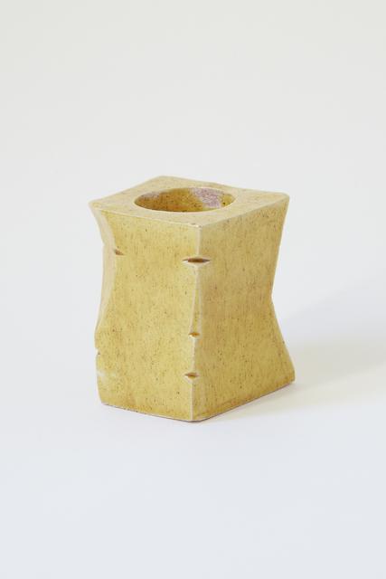 , 'Candlestick 3. (yellow),' 2017, Ani Molnár Gallery