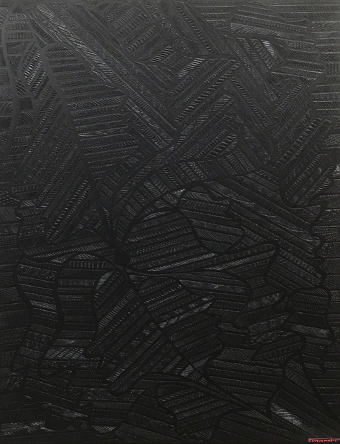 , 'Evanescence,' 2018, Galerie Artefact