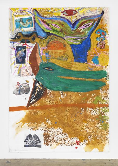, 'Split Flow,' 2017, Magenta Plains