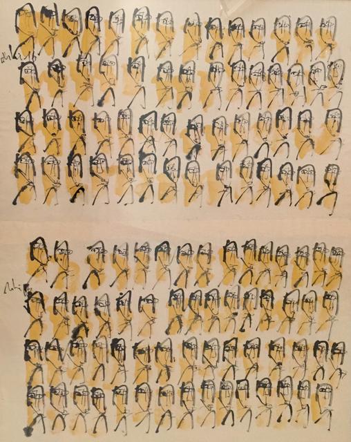 , 'My Little Happiness 32_Yellow,' 2016, Art Vietnam Gallery