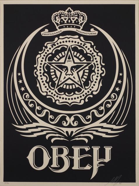 Shepard Fairey (OBEY), 'Ankara', 2005, AYNAC Gallery